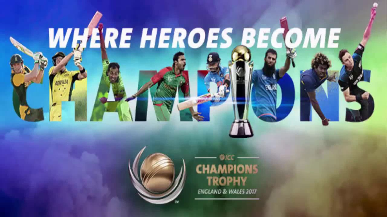 Cricket Champions League 2017 New Youtube Video