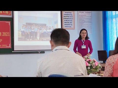 Thi giáo viên chủ nhiệm giỏi - phần thi trình bày biện pháp