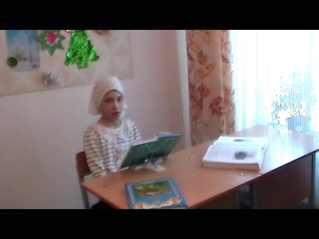 Изображение предпросмотра прочтения – АнжеликаШамсудинова читает произведение «Тучи» М.Ю.Лермонтова