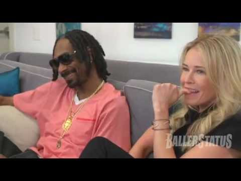 Funny! Chelsea Handler smokes weed with Snoop Dogg, snacks on dog food. from YouTube · Duration:  2 minutes 7 seconds