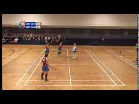 Indoor Hockey Women's Premier League GF 2013
