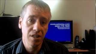 Weekly Tech Update - Michael Walmsley - 27 September 2012