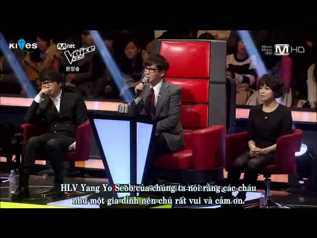 [Vietsub] The Voice Kids Ep 4 HD part 2/7 Travel Video
