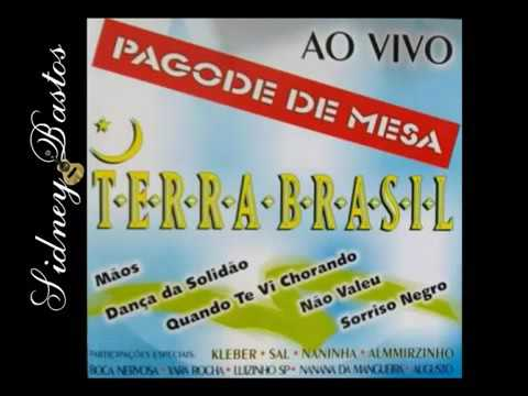 Pagode De Mesa Terra Brasil Cd Completo {2000} SB