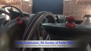 5 Easter _2 May 2021_ Online Eucharist