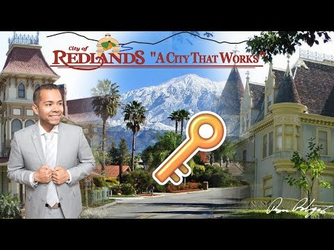 Welcome To... Redlands, CA