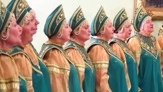 """Хор  СУДАРЫНЯ ПЕСНЯ  """"Заалеела зоренька"""""""