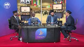 Gambian at Jalsa USA 2017