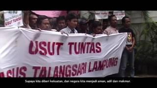 Video #PutarBalik Kasus-Kasus Pelanggaran HAM Masa Lalu: Peristiwa Talangsari 1989