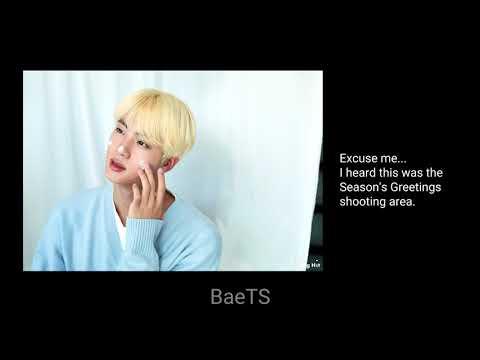 [ENGSUB] 방탄소년단 (BTS) 2019 Season's Greetings Behind Photos