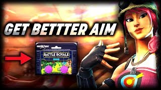 KontrolFreek FPS Battle Royale Review (How To Get Better Aim On Fortnite)