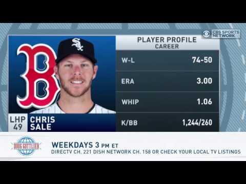 Gottlieb: Red Sox acquiring Chris Sale