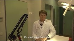 top bester hautarzt Dr. Rothhaar - Die Hautambulanz Berlin - Laser Technik -