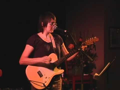 Tanya Davis - Calgary Spoken Word Festival 2011