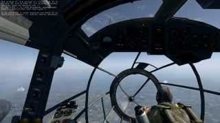 IL-2 Sturmovik: Cliffs of Dover: He 111 Horizontal-Bombenabwuf