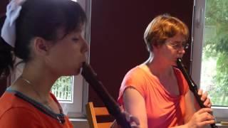 J. C. Schickhardt - Concerto in C minor for 4 recorders