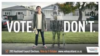2013 Auckland Council Elections