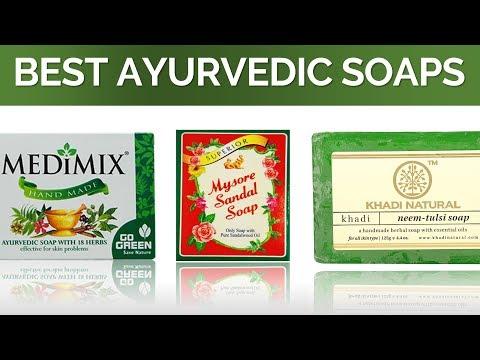 10 Best Ayurvedic Soaps in India with Price | Top Ten Herbal