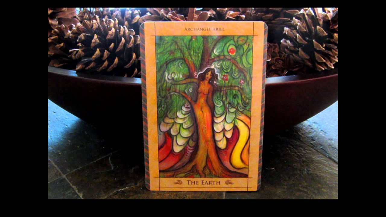 Ask An Angel My New Oracle Cards YouTube