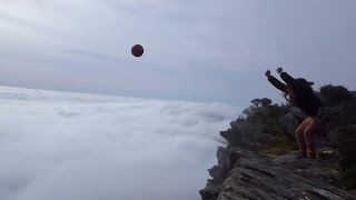 The Magnus Effect Above the Clouds | How Ridiculous