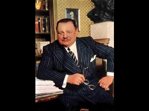 Im Gespräch: Heinrich George 1938