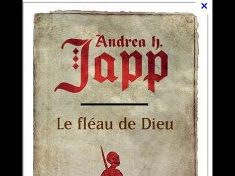"Vidéo Spot Radio ""Le Fléau de Dieu"" d'Andrea Japp - Voix Off: Marilyn HERAUD"