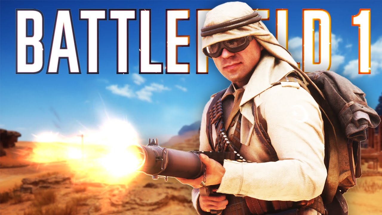 Battlefield 1: Epic & Humorous Moments #1 (BF1 Humorous & Epic Moments Compilation)