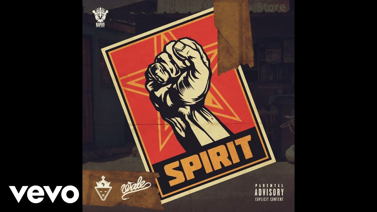 Download Kwesta - Spirit (Official Audio) ft. Wale ft. Wale