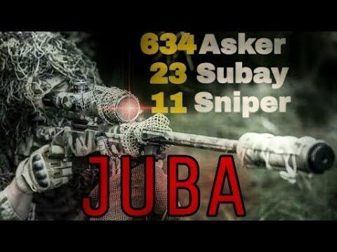 DÜNYANIN EN İYİ KESKİN NİŞANCISI - JUBA