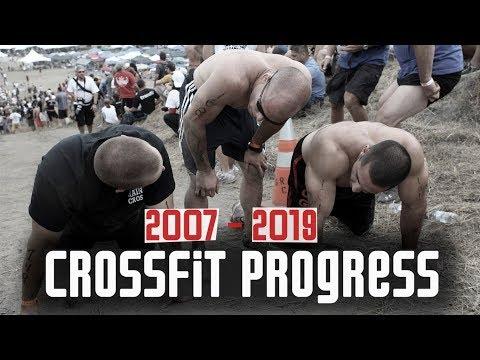 Как изменился кроссфит 2007-2019