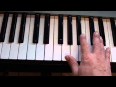 How To Play Sail On Piano Awolnation Youtube