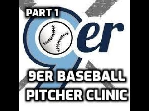 9er Pitchers clinic part 1| Gwen Lawrence