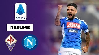 Serie A : Naples remporte un match totalement fou face à la Fio !