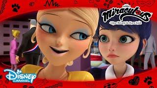Chloe Marinette İşbirliği 😂 | Mucize: Uğur Böceği ile Kara Kedi | Disney Channel TR