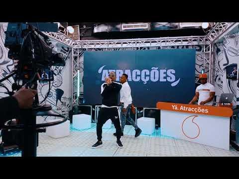 Vizzow Nice & Denny OG Estreiam Musica No Programa Atracções