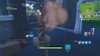 Playing with my friend finebros fornite scrim