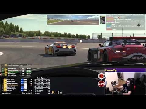 iRacing: BMW Z4 GT3 at the Nurburgring