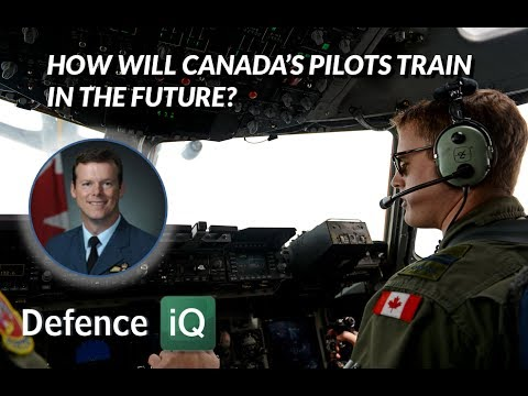 Future pilot training for the Royal Canadian Air Force