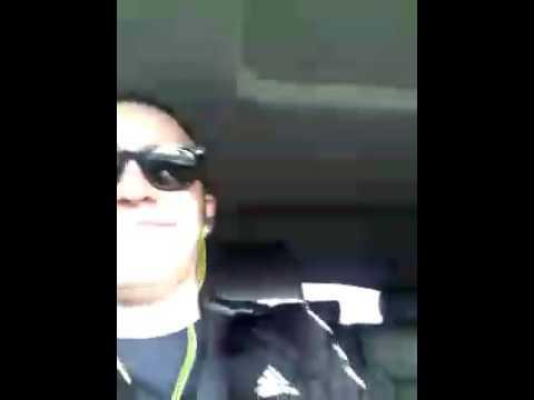 undercover  Car karaoke dad edition