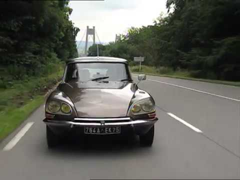 Citroen DS 19 & 21 Essai (Officiel)