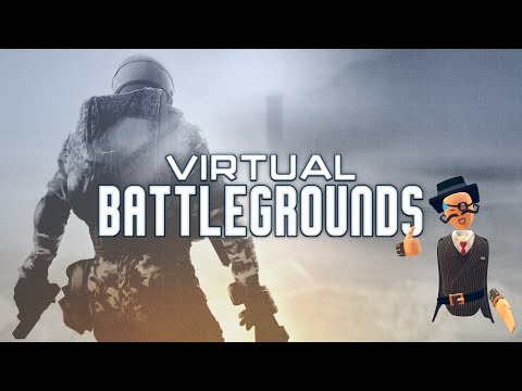 Virtual Battlegrounds [FR] Que vaut le Battle Royale de la VR ?