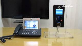 Time Attendance SIP Video Door Phone AP-TAS300N | AddPac