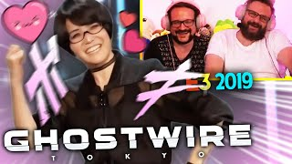 DER SÜßESTE MOMENT AUF DER E3!! 😍❤️ Ghostwire 🎬 E3 Stream Highlights/Best of Gronkh