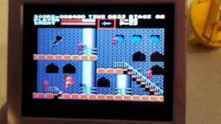Classic NES Series: Castlevania Gameplay