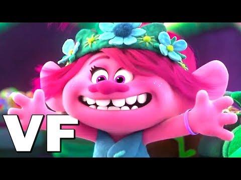 TROLLS 2 Bande Annonce VF (Animation, 2020)