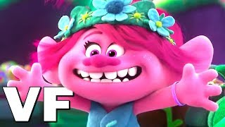 TROLLS 2 Bande Annonce VF (Animation, 2020)