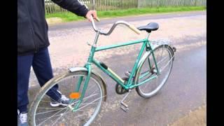 Как мы учились кататься на велосипедах? Велосипеды СССР(Как мы учились кататься на велосипедах Велосипеды СССР. Это видео о нашем дестве и велосипедах. Давайте..., 2015-02-15T16:55:50.000Z)