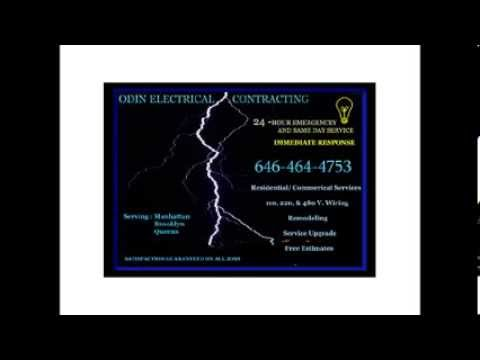 electrician New York City NYC Manhattan Brooklyn Queens electrical