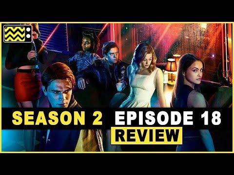 Riverdale Season 2 Episode 18 Review w/ Jordan Calloway | AfterBuzz TV