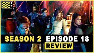 Riverdale Season 2 Episode 18 Review w/ Jordan Calloway   AfterBuzz TV